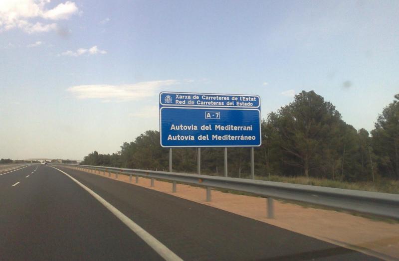 Foment es compromet a enllestir enguany l'estudi informatiu de l'A-7 entre l'Hospitalet i el Perelló