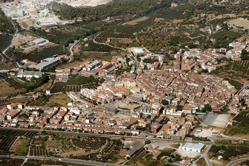 Situació de risc per superació del llindar d'ozó troposfèric a Alcover