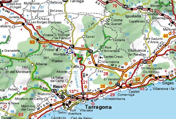 El trànsit a les autopistes de peatge cau prop d'un 6% fins a l'octubre del 2012