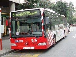 Els busos municipals a Tarragona són dos punts més lents que la mitjana per la congestió viària