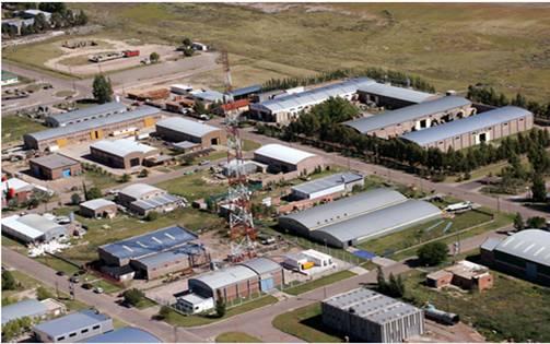 La Cambra signa un conveni de col·laboració amb el parc industrial de Bahía Blanca