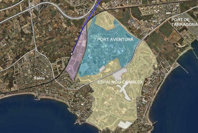 40.000 llocs de treball al costat de Port Aventura, l'alternativa del Govern a Eurovegas