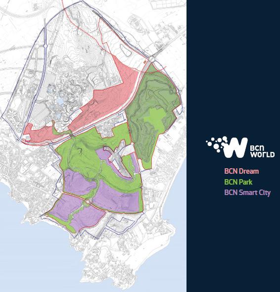 Batet assegura que no hi haurà habitatges a BCN World