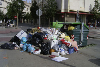 El Parlament estudia si cal una planta de transferència de residus urbans al Vendrell