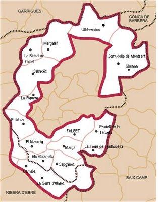 La DO Montsant va superar els 5 milions d'ampolles venudes el 2012