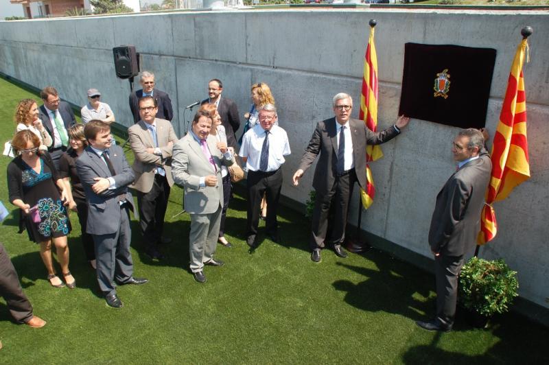 Tarragona augmenta la seva capacitat de reserva d'aigua amb un dipòsit de 15.000 metres cúbics
