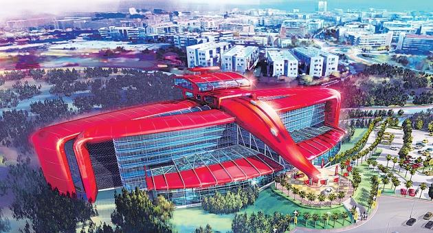 PortAventura acollirà una àrea temàtica de Ferrari el 2016