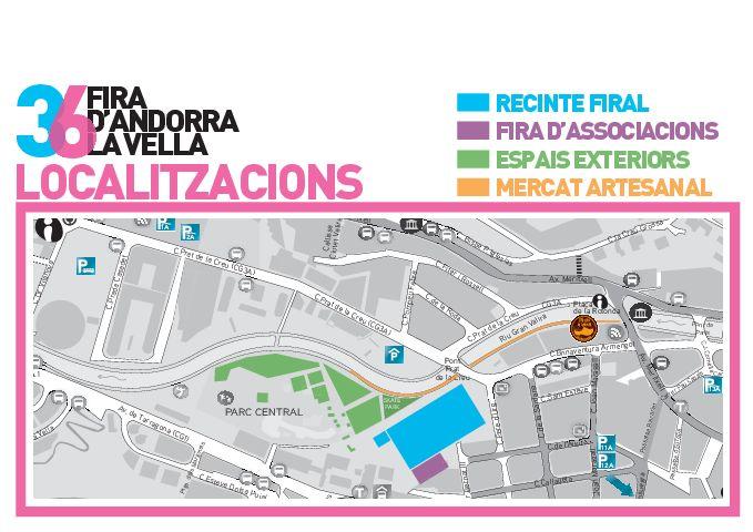 El Vendrell es promociona a la Fira d'Andorra la Vella