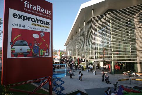 FiraReus promociona les seves instal·lacions i la ciutat al Regne Unit