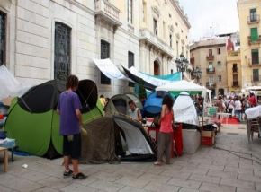 Tarragona celebra l'aniversari del moviment dels