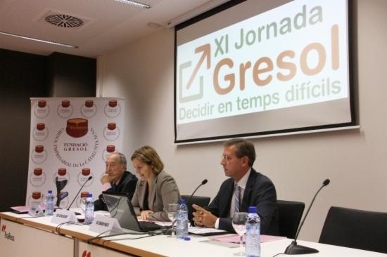 La XI Jornada Gresol ajudarà als empresaris a prendre decisions en temps difícils
