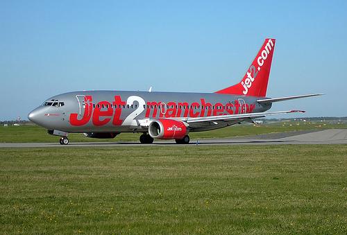 Reus estrena una nova ruta a Newcastle de la companyia anglesa Jet2.com