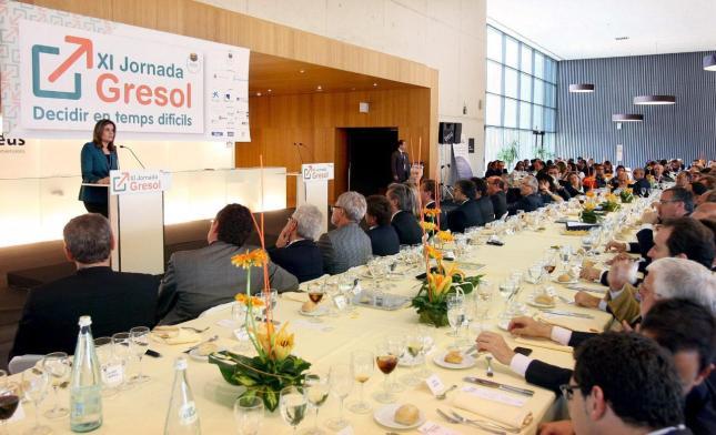 La Jornada Gresol se centra en l'economia espanyola i la viabilitat d'una Catalunya independent