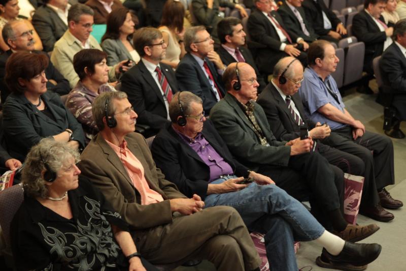 Set premis Nobel coincideixen durant quatre dies a la URV de Tarragona