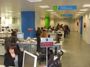 L'atur a la província de Tarragona disminueix en 1.165 persones a l'abril
