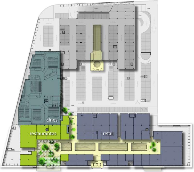 Parc Central de Tarragona inverteix 20 milions d'euros en l'ampliació del centre comercial