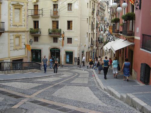 El Pla Integral de la Part Alta de Tarragona s'allargarà 4 anys més i acabarà el 2017
