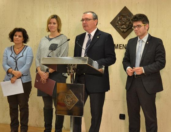 L'Ajuntament posa en marxa un pla d'ocupació per a persones amb vulnerabilitat social