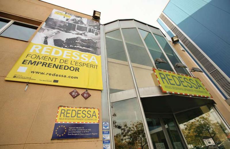 Conveni signat entre REDESSA i la Cambra de Comerç de Reus