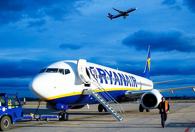 Ryanair tornarà a operar aquest hivern a Reus amb set rutes