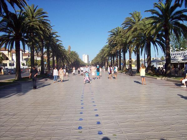 El sector turístic de la Costa Daurada salva els mobles gràcies al turisme estranger
