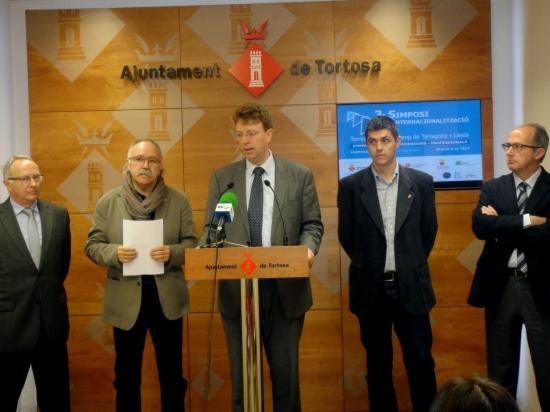 El mercat israelià centrarà el tercer Simposi d'Internacionalització de l'Ebre, Tarragona i Lleida