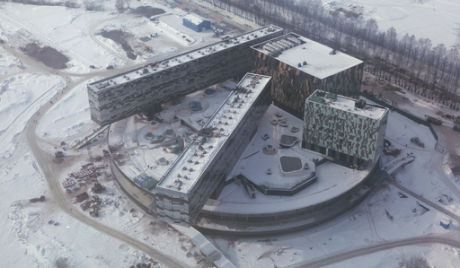 Rússia, capital Reus