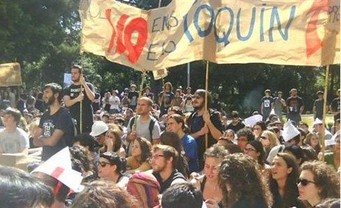 Prop de 4.000 persones surten al carrer a TGN contra les retallades en ensenyament
