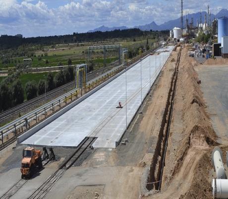 Bertschi inaugura la primera terminal intermodal a les instal·lacions de Bayer a Tarragona