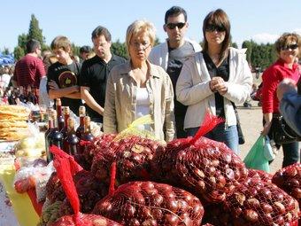 La castanya catalana busca fer-se un lloc en el mercat